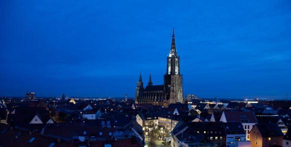 Bild der Veranstaltung Ulm im Dunkeln – die Funzeltour