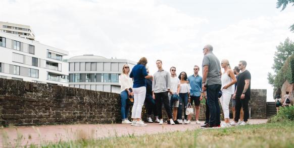 Picture of the Event Charity-Walk – Stadtführung für den guten Zweck