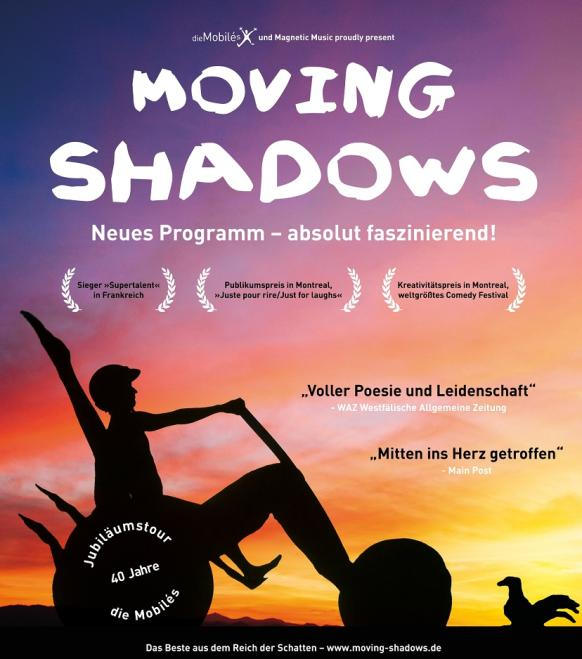 Bild der Veranstaltung Moving Shadows