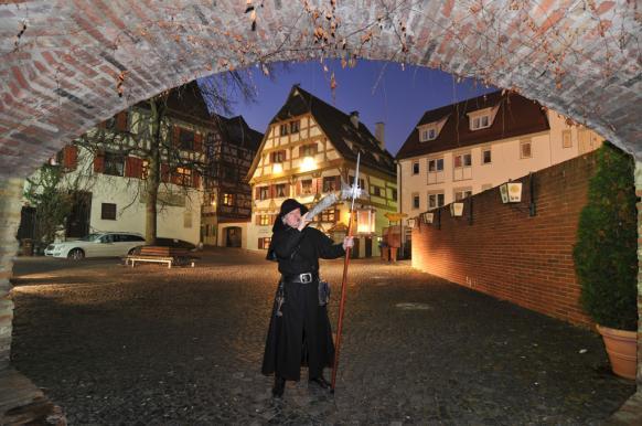 Picture of the Event Unterwegs mit dem Nachtwächter