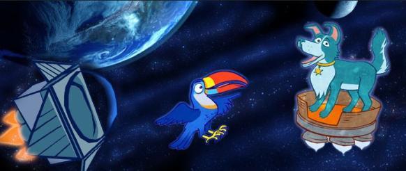 Bild der Veranstaltung Captain Schnuppes Weltraumreise - DIESE VERANSTALTUNG IST BIS EINSCHLIESSLICH 14.06.2020 ABGESAGT (nähere Infos siehe Homepage)