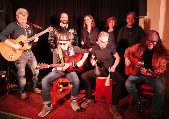 Link zu der Veranstaltung Rock'n'Roll Night unplugged