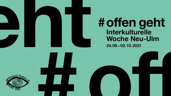 Link zu der Veranstaltung Interkulturelle Woche in Neu-Ulm