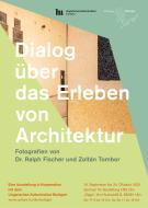 Picture of the event Dialog über das Erleben von Architektur