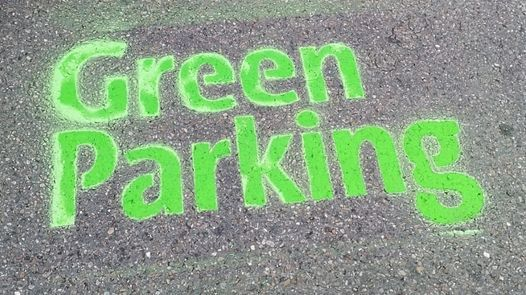 Picture of the Event 5. Ulmer Green Parking Day