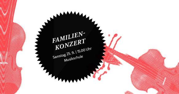 Link zu der Veranstaltung Familienkonzert
